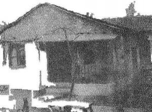 1928 - къщата на Ванга, построена от баща й