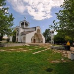 Храмът Света Петка Българска