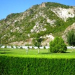 Районът е озеленен и добре поддържан